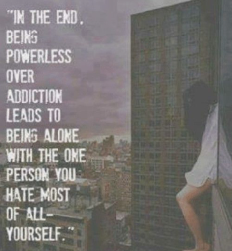The One Person You Hate Most of All – Yourself